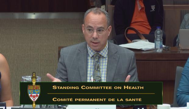 ian-culbert-canadian-public-health-association-committee-hearing