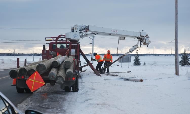 UPDATED: NB Power plans faster response to ice storm debris – Telegraph Journal – 14 November 2017