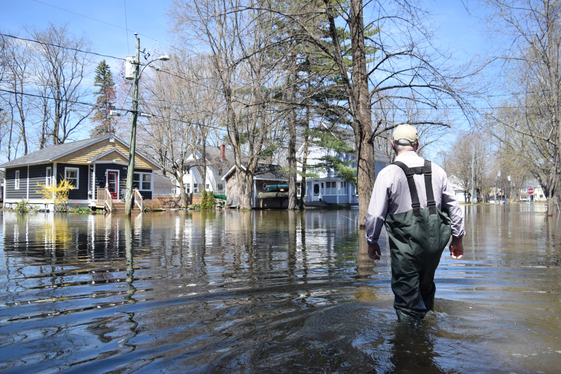 Time for Long-Term Thinking to Minimize Flood Damage