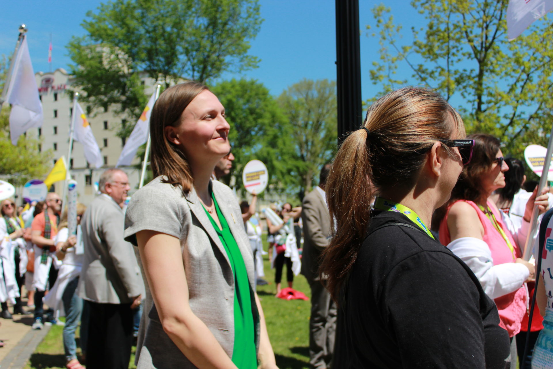 Biography: Megan Mitton