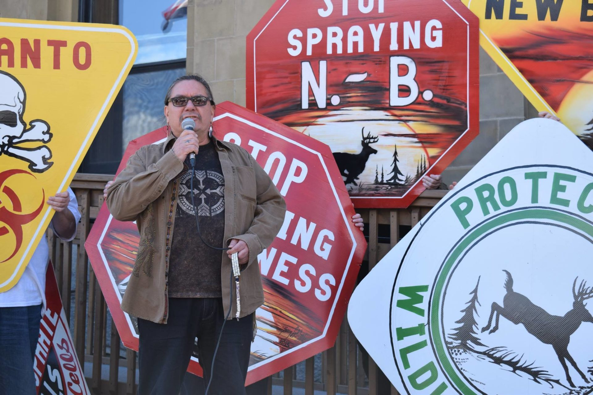 Les Verts les seules à se battre contre l'épandage de glyphosate cette session