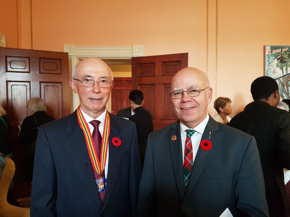 Green Party Leader Congratulates 2019 Order of New Brunswick Recipients
