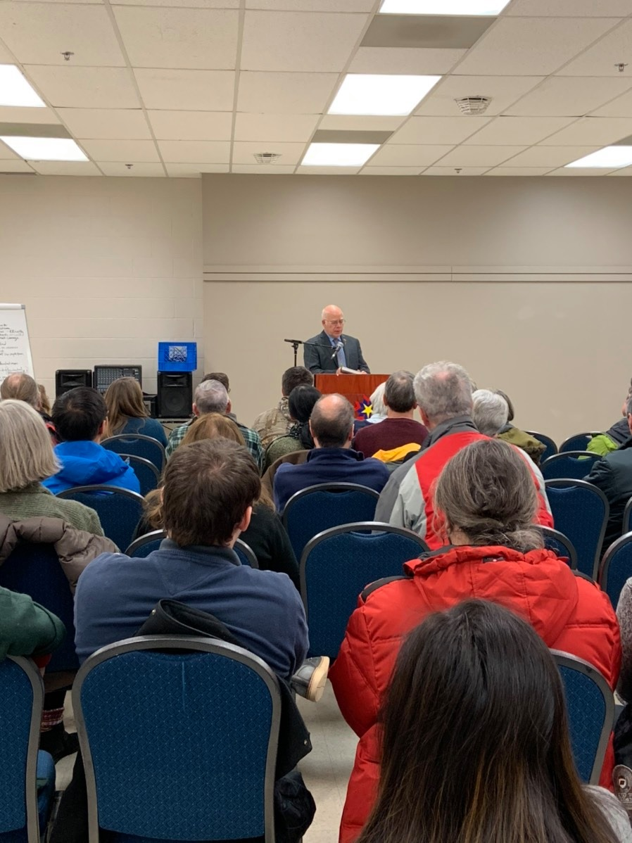 Budget with a Heart Tour – Community Priorities Report
