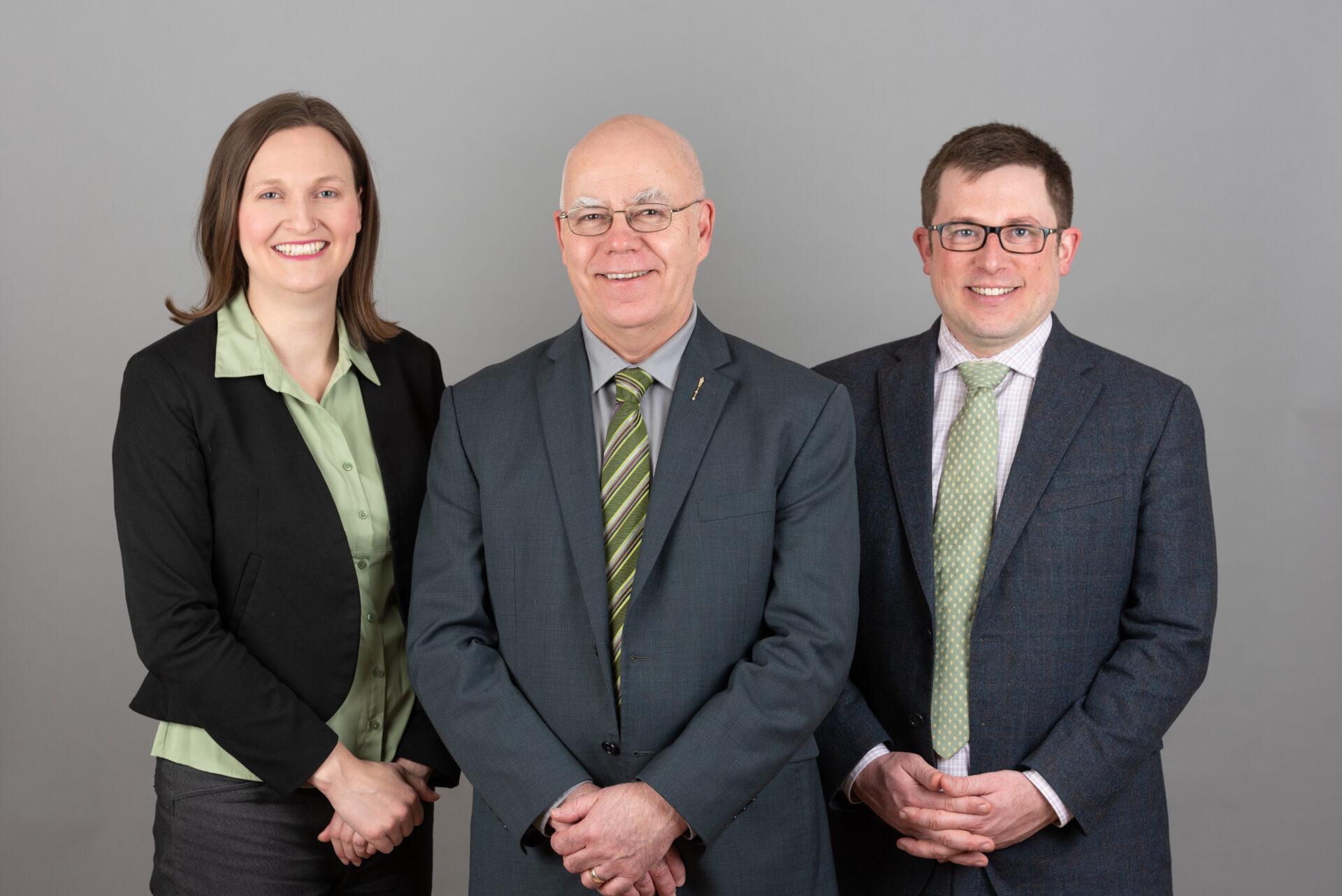 Les députés verts annoncent leurs rôles de critique et leurs domaines d'intérêt
